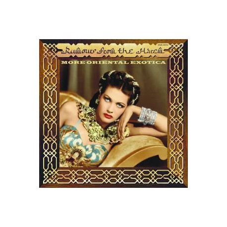 Rumours From The Harem : More Oriental Exotica (LP 10 Pouces)