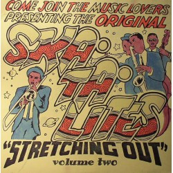 Stretching Out Volume 2 (LP)