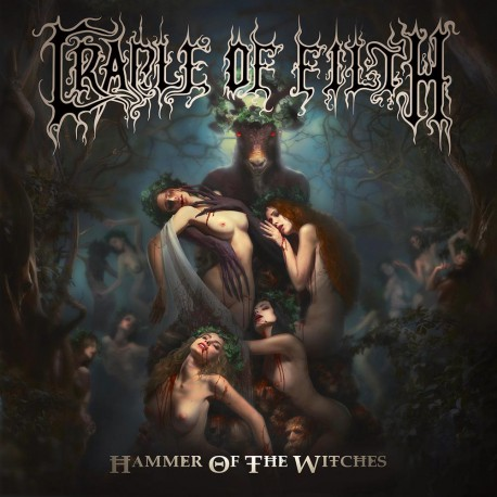 Hammer Of The Witches (2LP)