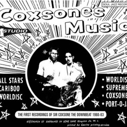 Coxsone's Music 1960-62 Record A (2LP)