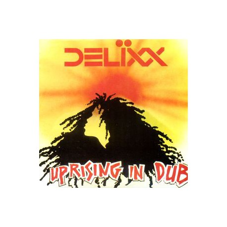 Uprising In Dub (LP)