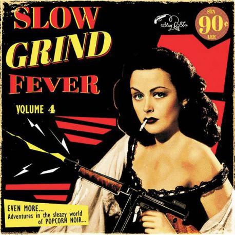 Slow Grind Fever Vol.4 (LP)