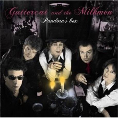 & The Milkmen - Pandora's Box (LP)