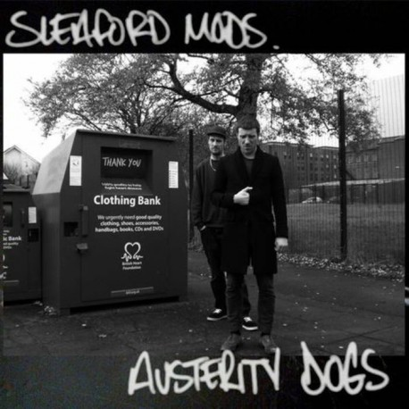 Austerity Dogs (LP)