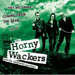 The Horny Wackers (LP)
