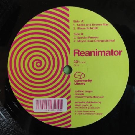 Reanimator (EP)