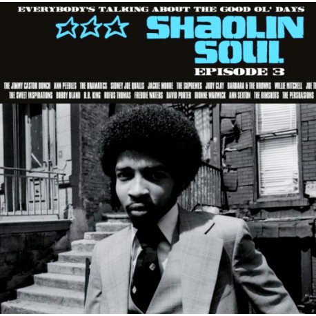 Shaolin Soul Episode 3 (2LP)
