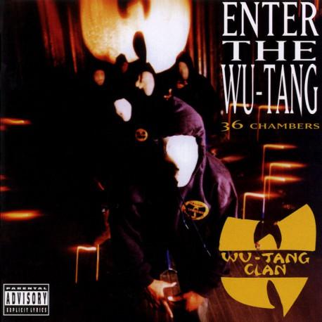 Enter The Wu Tang Clan 36 Chamber (LP)