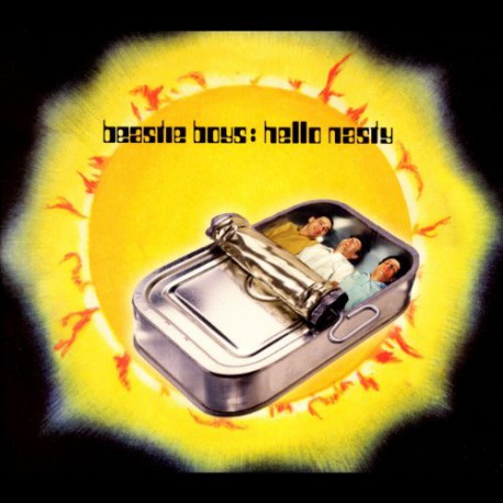 Hello Nasty (2LP)