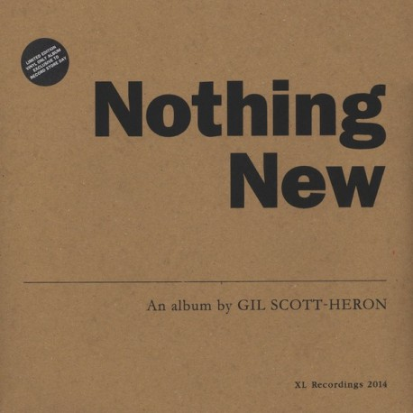 Nothing New (LP+DVD)