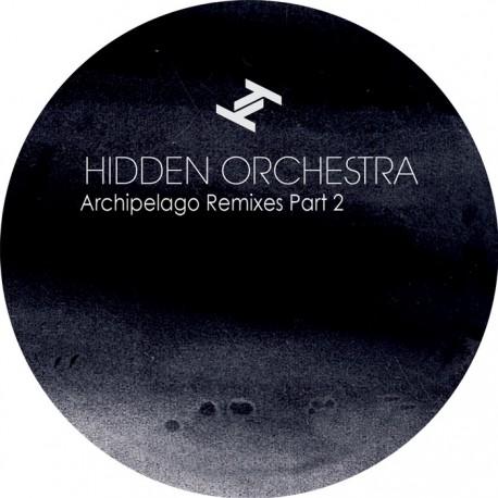 Archipelago Remixes (EP 10 Pouces)