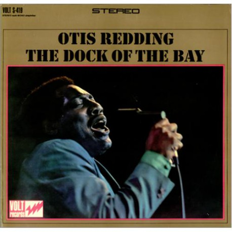 The Dock Of The Bay (LP)