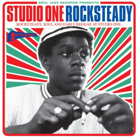 Studio One Rocksteady (2LP)