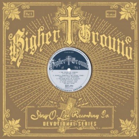 Higher Ground Vol.1 (LP 10 Pouces)