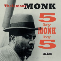 5 By Monk By 5 (LP+CD)