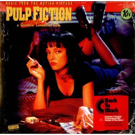 Pulp Fiction (LP)