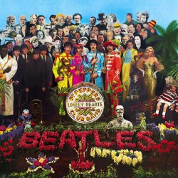 Sgt Pepper's Lonely Hearts (LP)