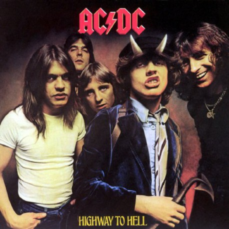 Highway To Hell (LP)