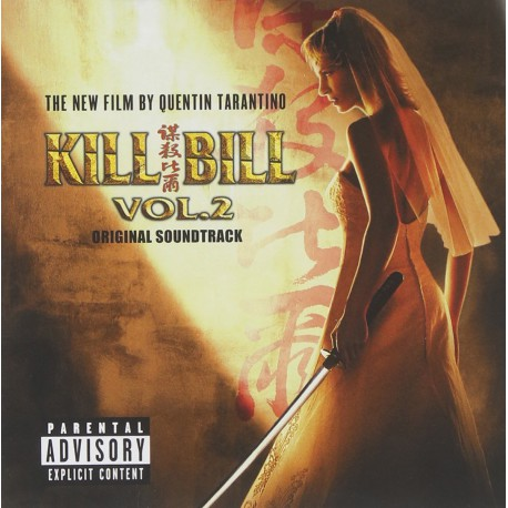 Kill Bill Vol.2 (LP)