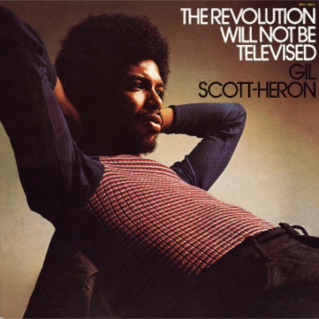 The revolution will not be televised (LP)