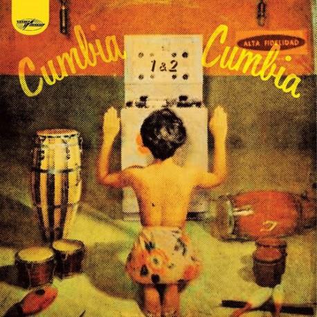 Cumbia Cumbia (2LP+45t)